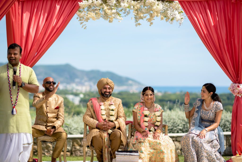 Indian wedding Spain