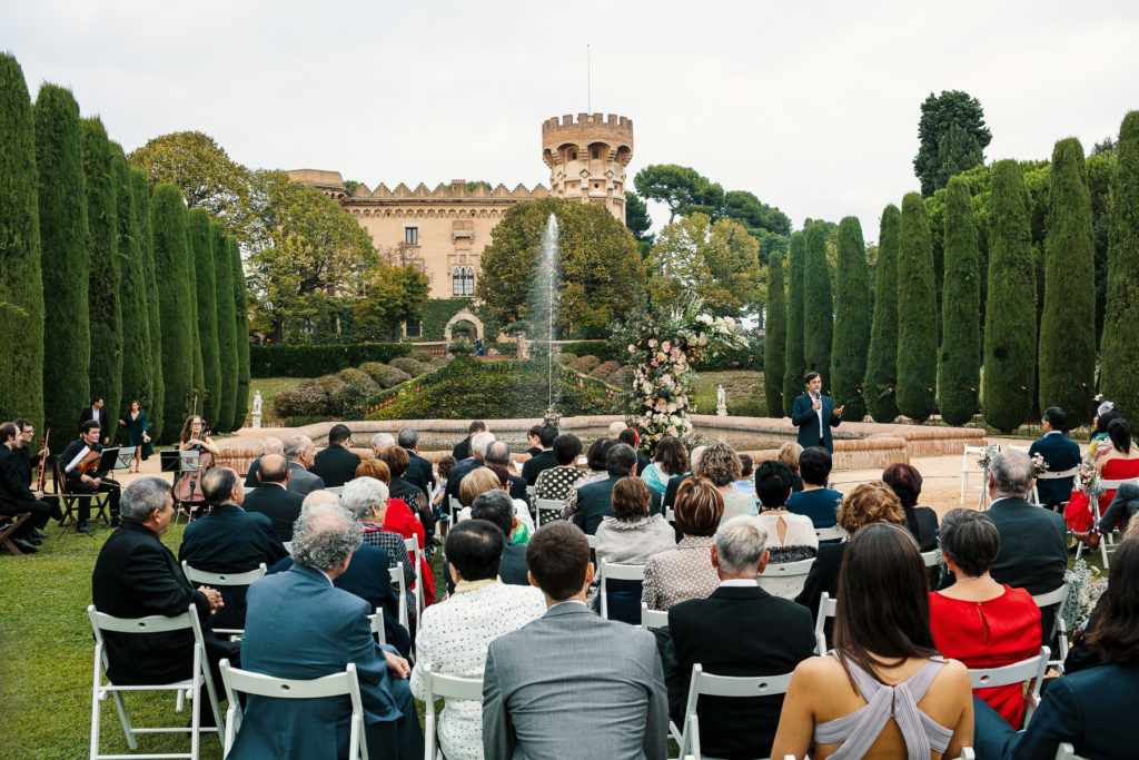 barcelona wedding ceremony