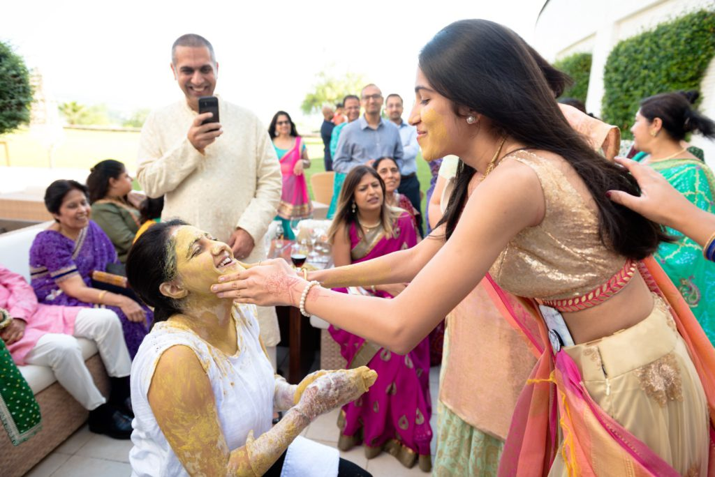 indian wedding planner in spain