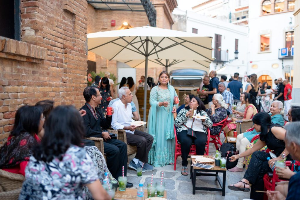 Indian wedding planner Spain