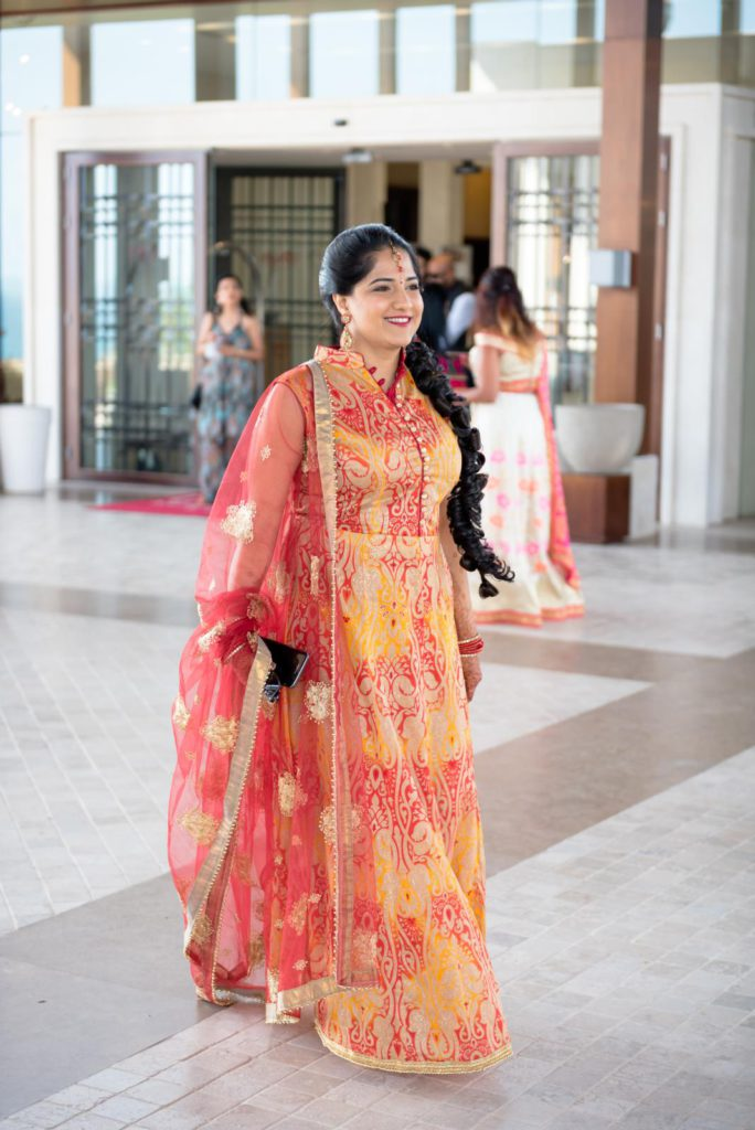 luxury indian wedding in barcelona
