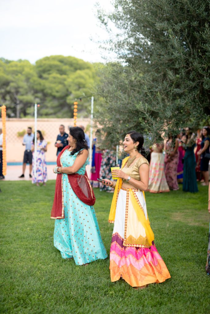 luxury wedding planner in barcelona