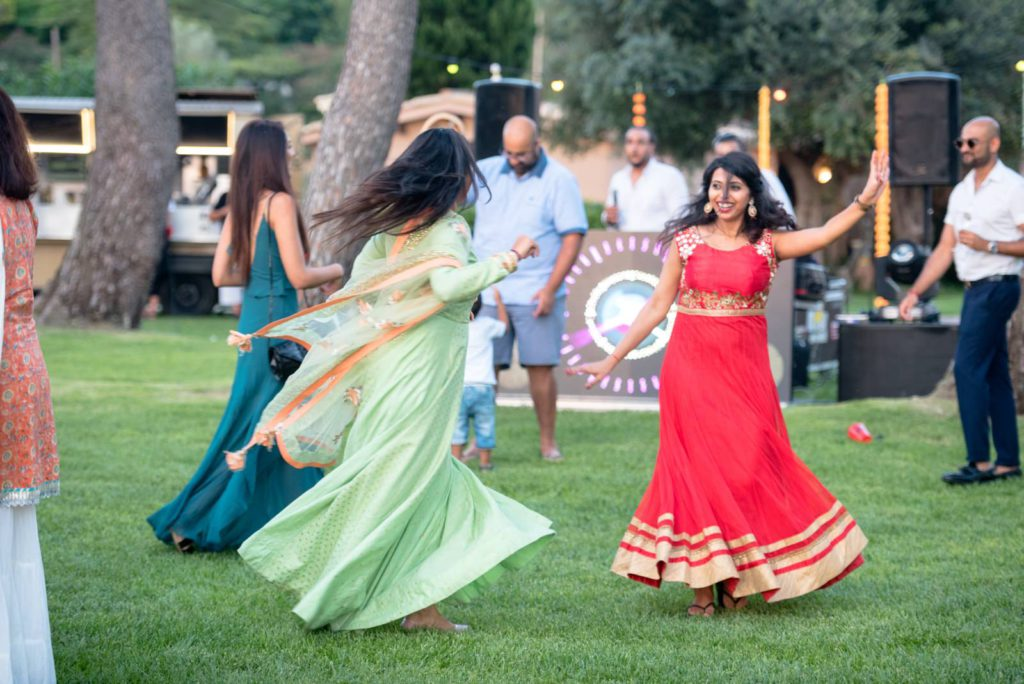 indian weddings in spain