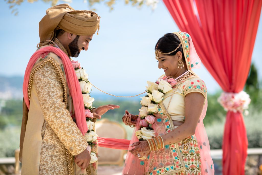 Indian wedding Sitges